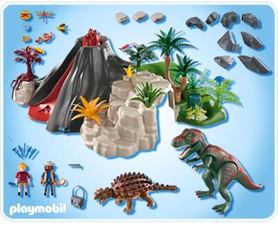 Playmobil t rex sharemedoc for Playmobil dinosaurios