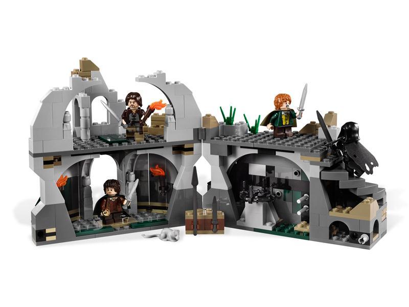Lego Dead Island Moc