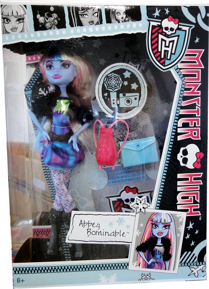 monster high stylen