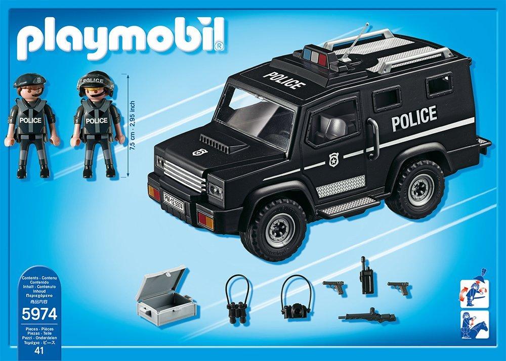 5974 polizei  special forces sek  swat fahrzeug von