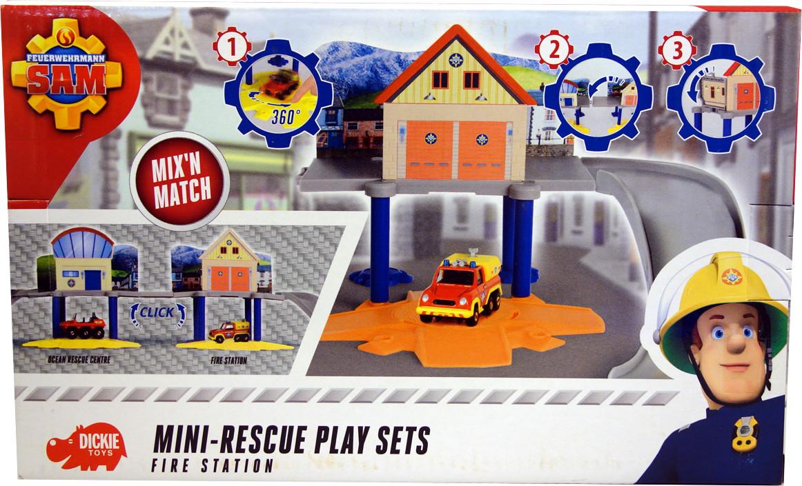 rescue spiel