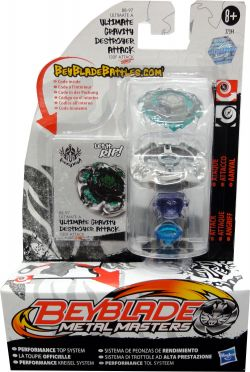 Beyblade Metal Masters Ultimate Gravity Destroyer Attack BB-97 -NEU-