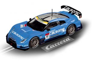 Nissan GT-R GT500 Calsonic Team Impul Carrera Evolution - NEU -