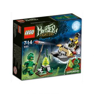 9461 Sumpfmonster LEGO Monster Fighters -NEU-