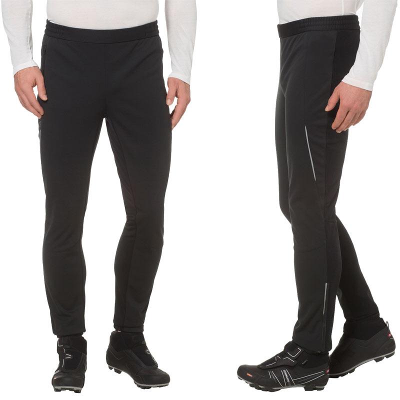 vaude men 39 s wintry pants ii lange winter radlerhose herren. Black Bedroom Furniture Sets. Home Design Ideas