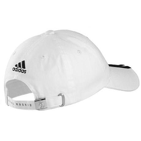 adidas real madrid cap kappe wei basecap. Black Bedroom Furniture Sets. Home Design Ideas