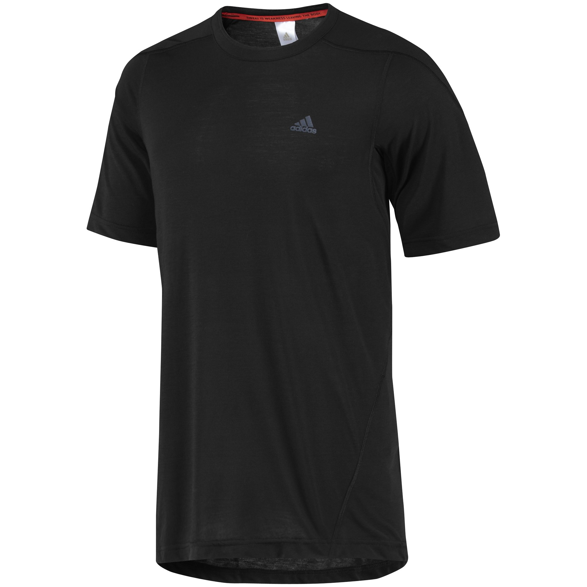 adidas combat herren funktions t shirt schwarz tee. Black Bedroom Furniture Sets. Home Design Ideas