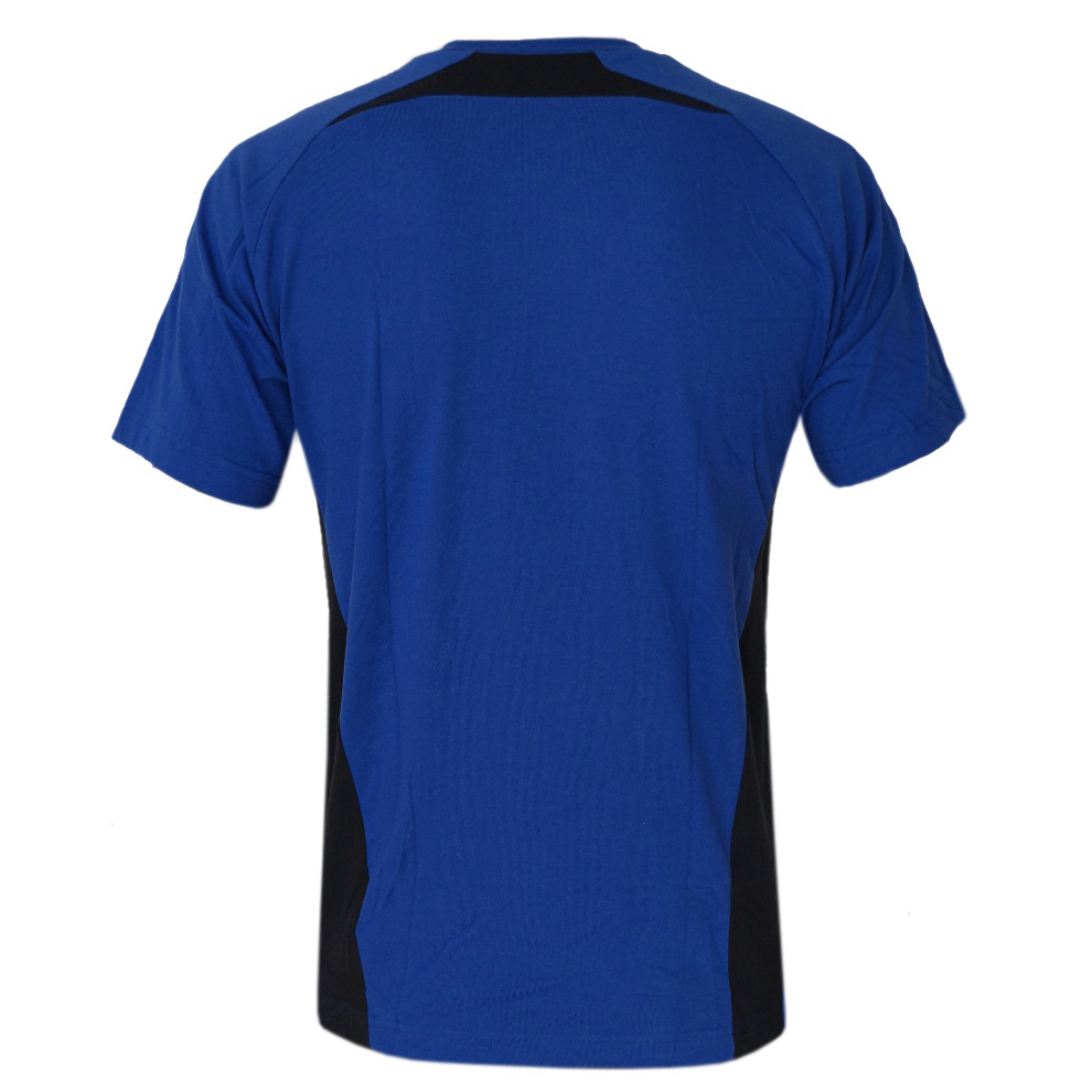 adidas condivo herren t shirt blau trikot trainingsshirt baumwolle ebay. Black Bedroom Furniture Sets. Home Design Ideas