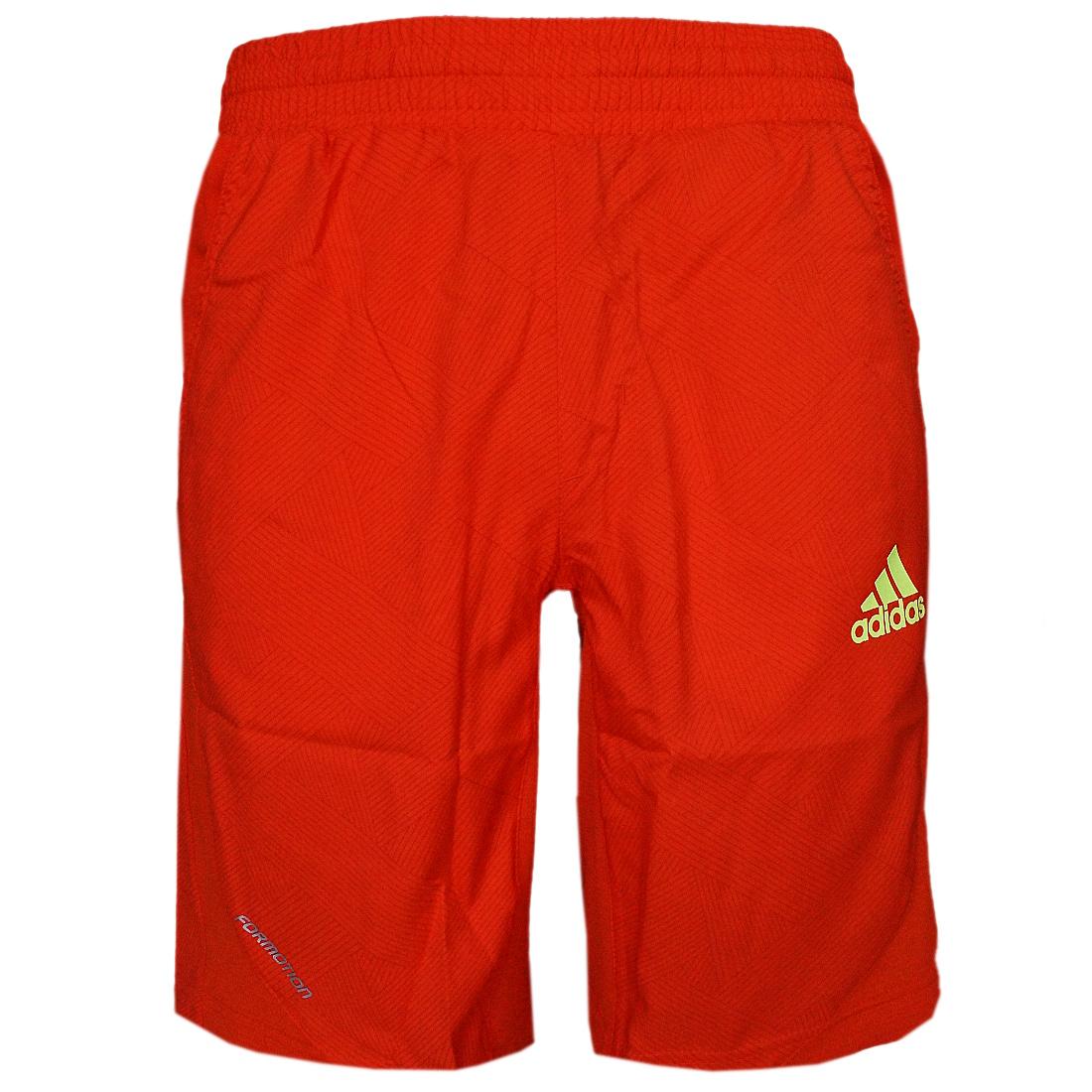 about Adidas M adizero Bermuda Herren Short Schwimmhose rot Badehose