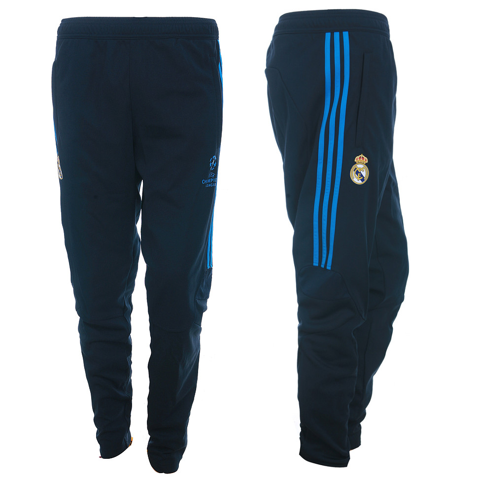 adidas real madrid mens champions league training pants. Black Bedroom Furniture Sets. Home Design Ideas