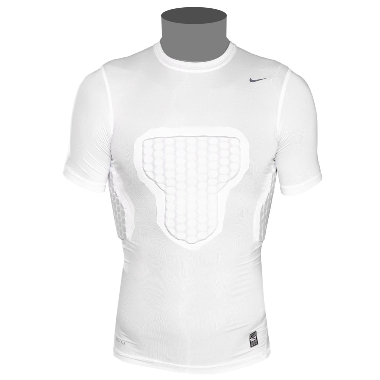 Nike Pro Combat Boys Compression Shirt Funktionsshirt Kids