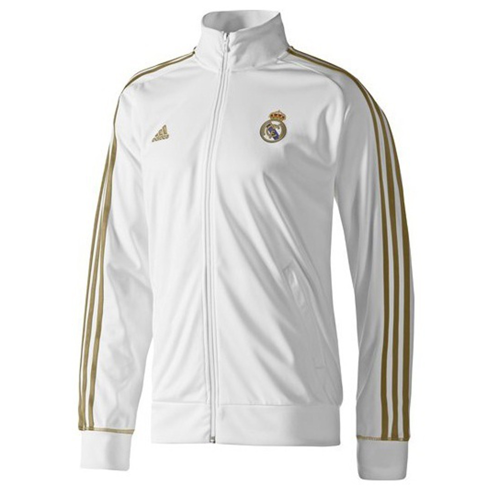 6a792dee9 Real madrid womens jacket