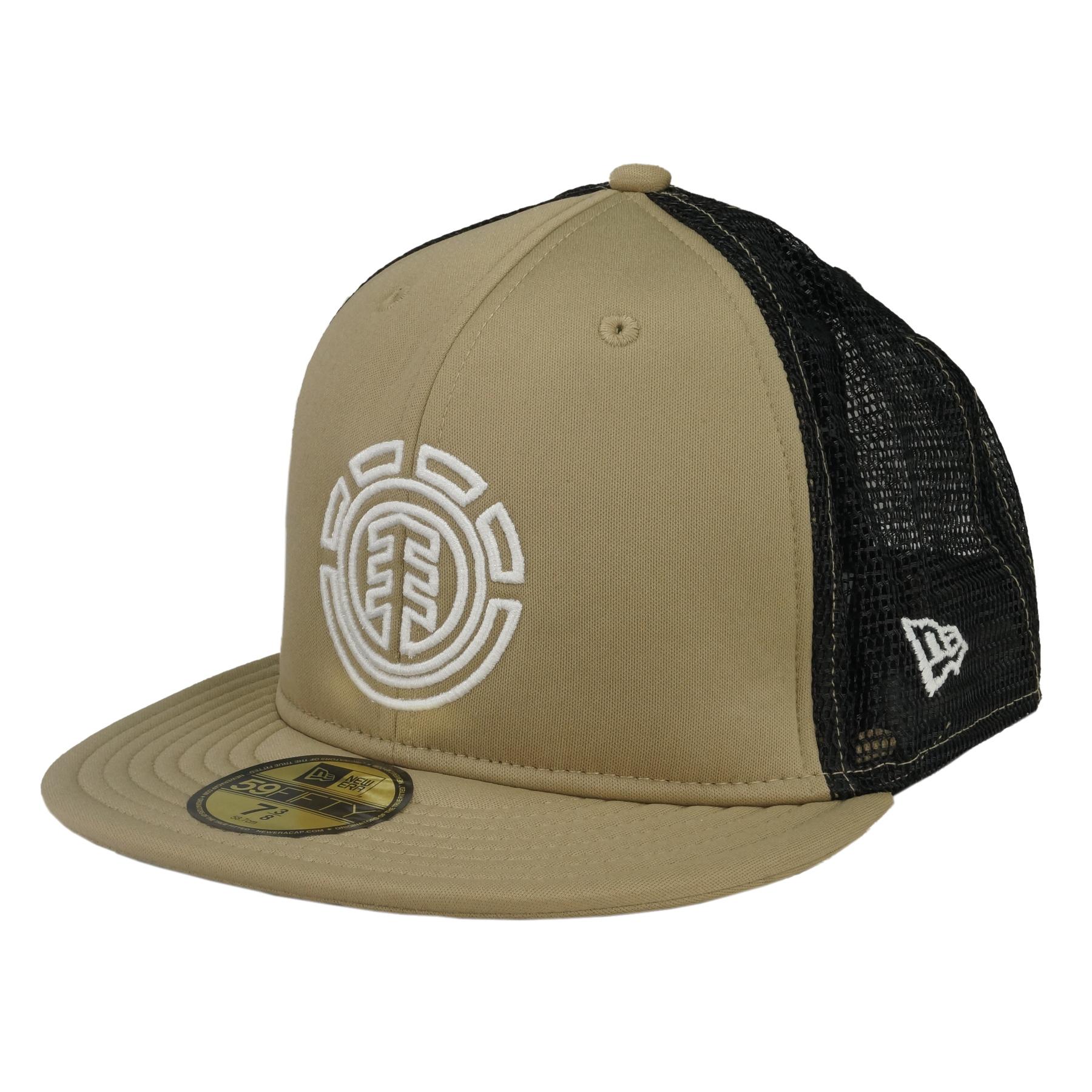 element bolton cap new era 59fifty herren mesh cap hat. Black Bedroom Furniture Sets. Home Design Ideas