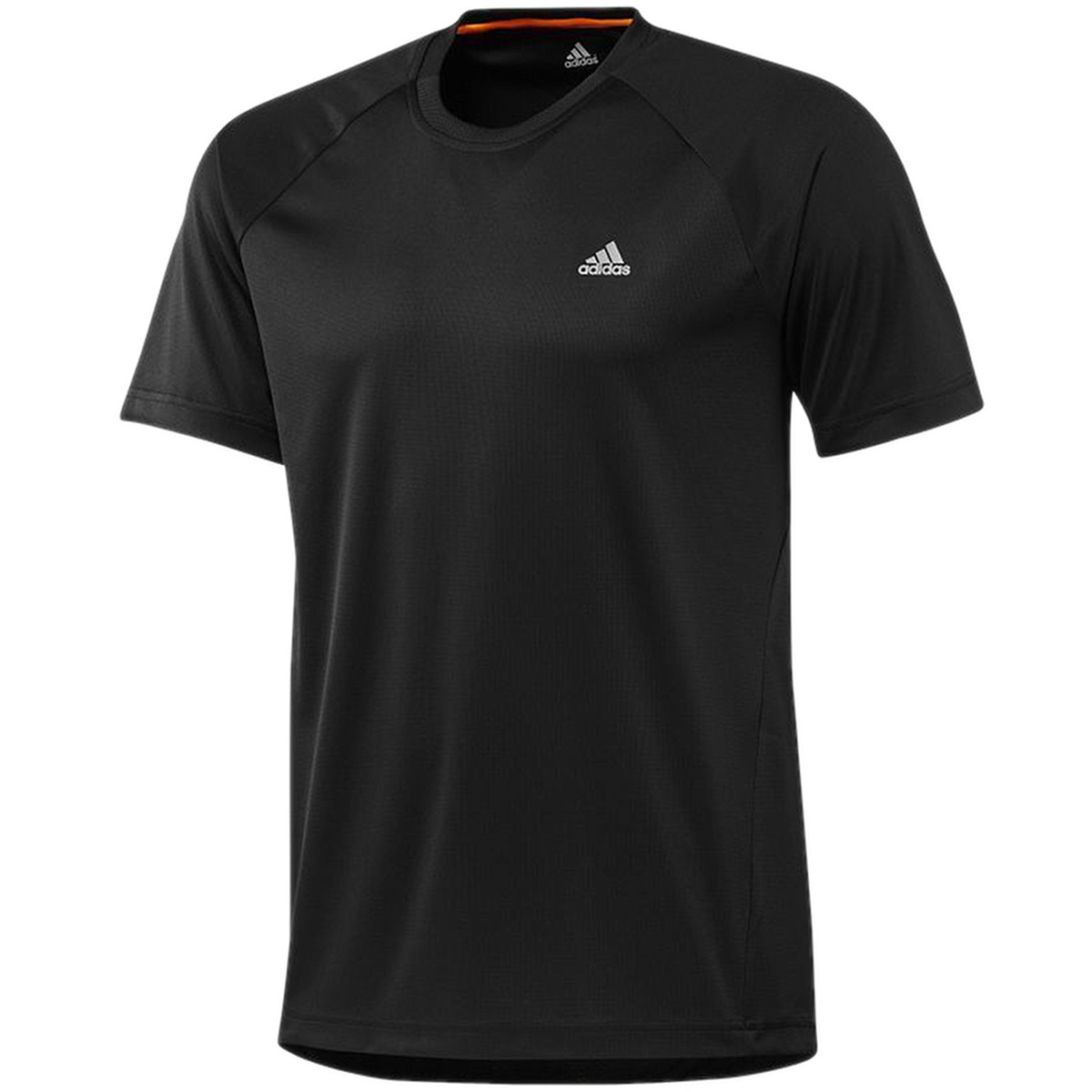 adidas essential herren funktionsshirt schwarz tee shirt. Black Bedroom Furniture Sets. Home Design Ideas