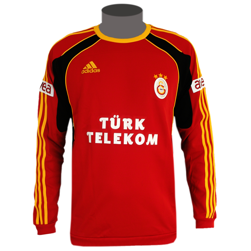 adidas galatasaray istanbul sweatshirt pullover rot herren. Black Bedroom Furniture Sets. Home Design Ideas