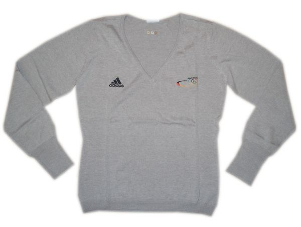 about adidas deutschland pullover olympia 2008 sweatshirt damen grau. Black Bedroom Furniture Sets. Home Design Ideas