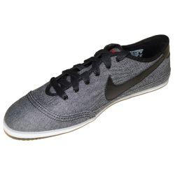 Nike Flash Herren Schuh grau/schwarz Sneaker Textil
