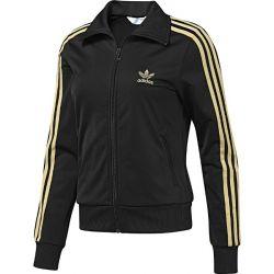 Jacke schwarz gold