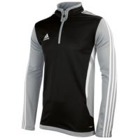 adidas tiro 11 sport pullover trainings sweatshirt schwarz. Black Bedroom Furniture Sets. Home Design Ideas