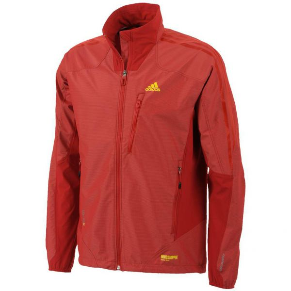 adidas terrex hybrid softshell jacke herren windjacke windbreaker rot ebay. Black Bedroom Furniture Sets. Home Design Ideas