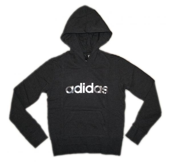 adidas damen kapuzenpullover hood grau hoodie ebay. Black Bedroom Furniture Sets. Home Design Ideas
