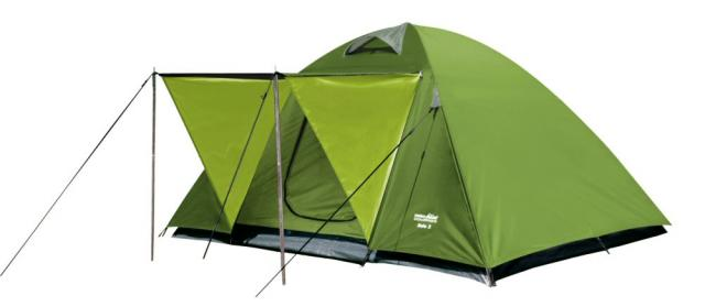 Zelt Für Zwei Personen Leicht : High colorado salo zelt für personen leicht und