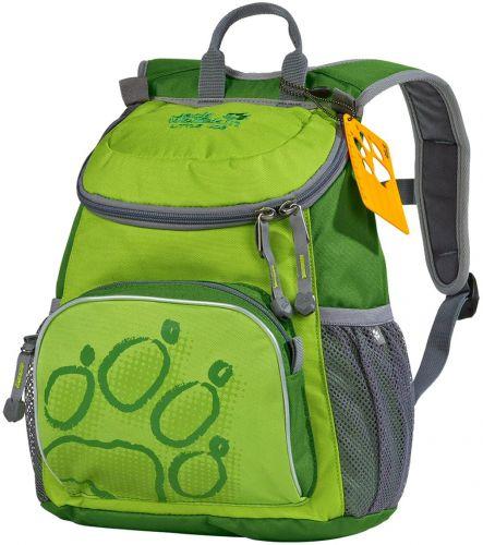 jack wolfskin little joe parrot green rucksack kinder. Black Bedroom Furniture Sets. Home Design Ideas
