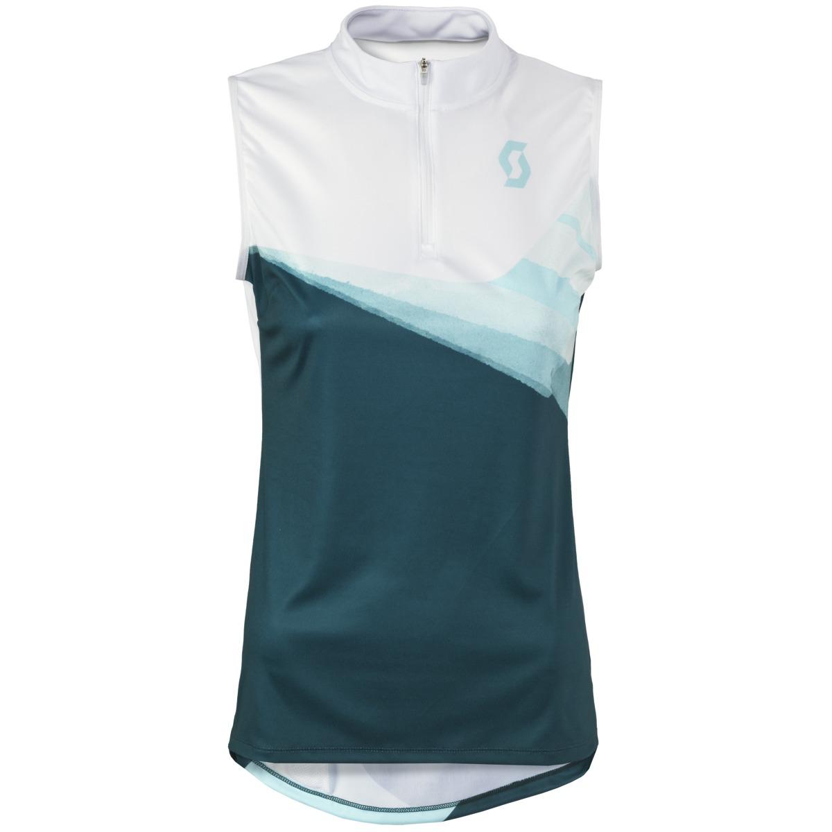 Scott-Shirt-Sky-20-Fahrrad-Trikot-Damen-Armellos-und-atmungsaktiv