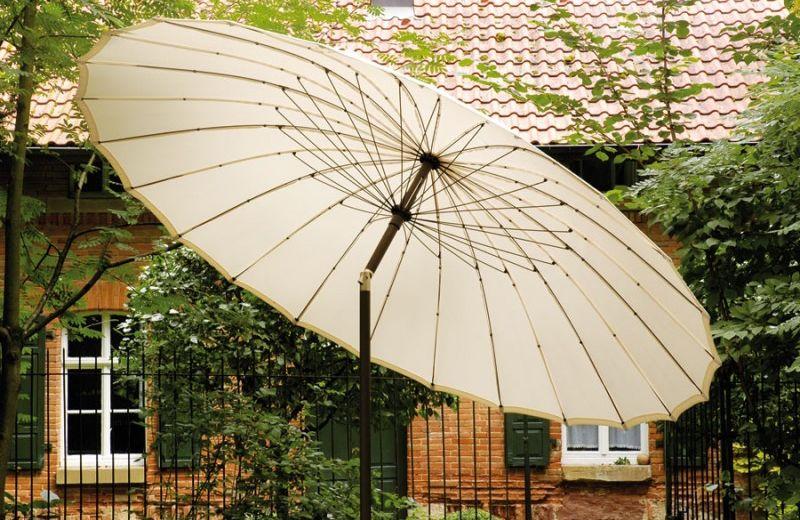 stern sonnenschirm shanghai 250 cm rund. Black Bedroom Furniture Sets. Home Design Ideas