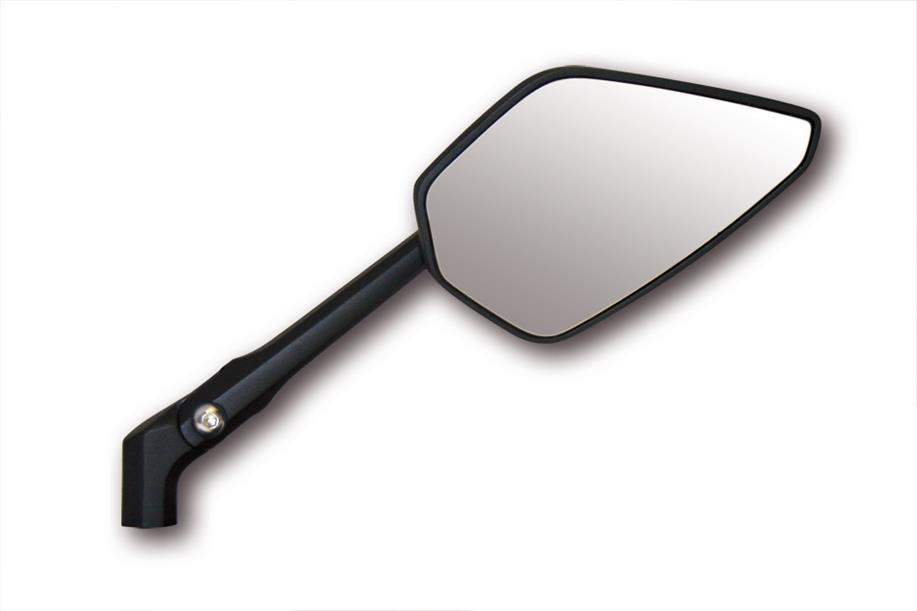 Highsider motorrad spiegel aluspiegel columbia 2 paar e for Spiegel unten motorrad