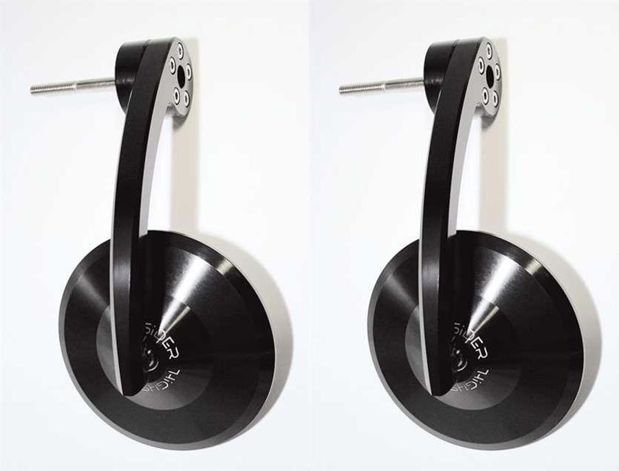 highsider motorrad spiegel montana evo lenkerendenspiegel. Black Bedroom Furniture Sets. Home Design Ideas