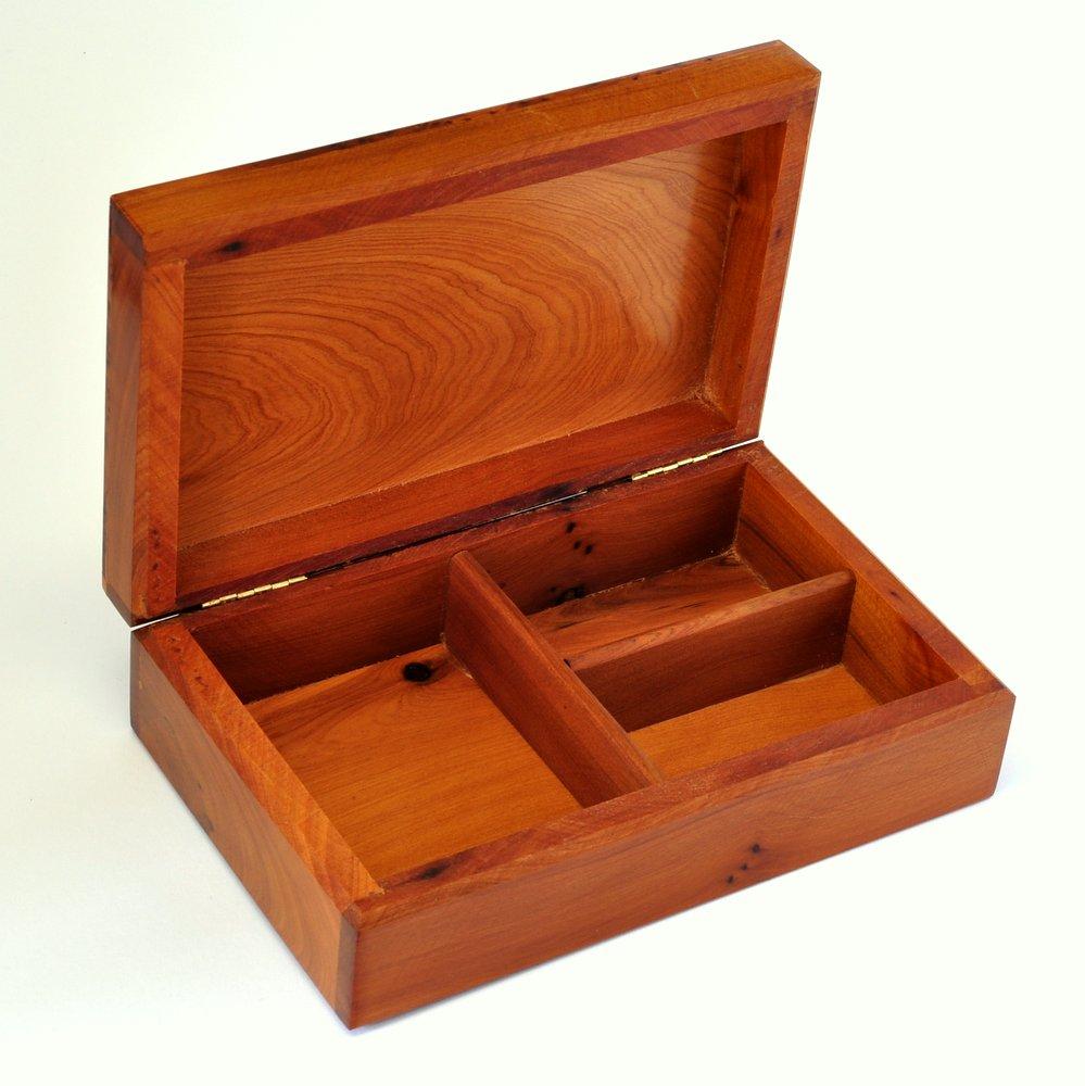 kiste dose holz holzkiste schmuckdose tuja lebensbaum agadir echtholz intarsien ebay. Black Bedroom Furniture Sets. Home Design Ideas