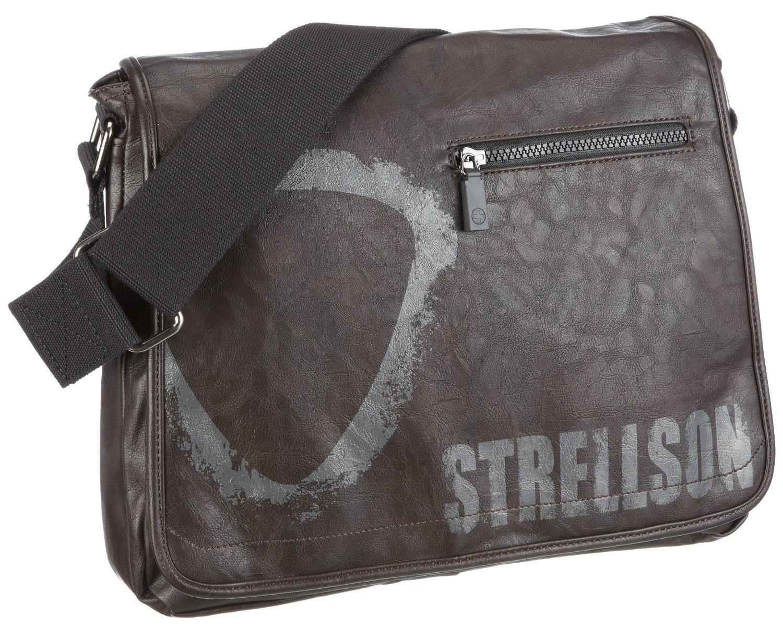 Strellson MH Liverpool 4010001001 Messenger 37x28x10cm