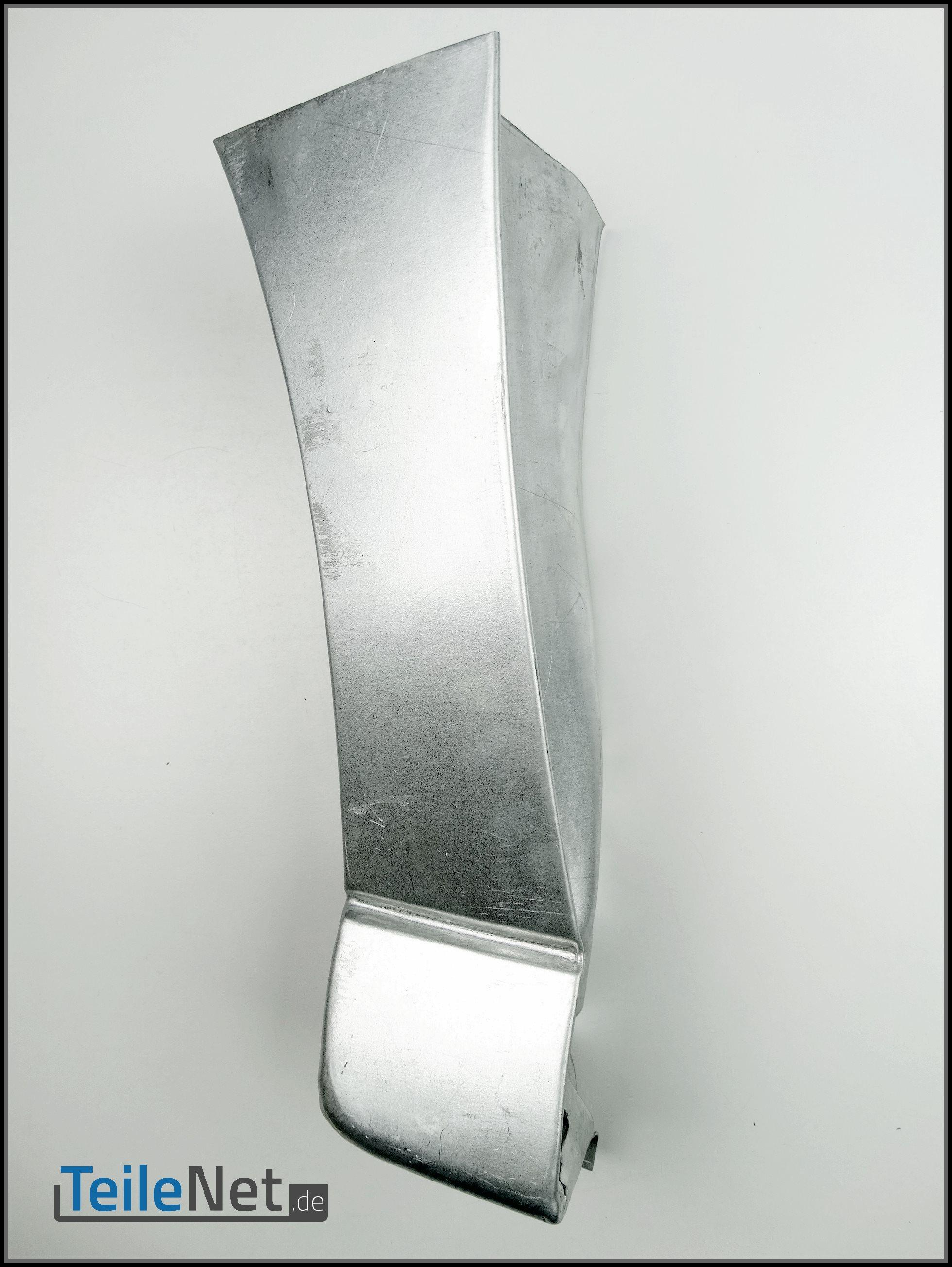 reparaturblech kotfl gel vw polo 6n links reparatur