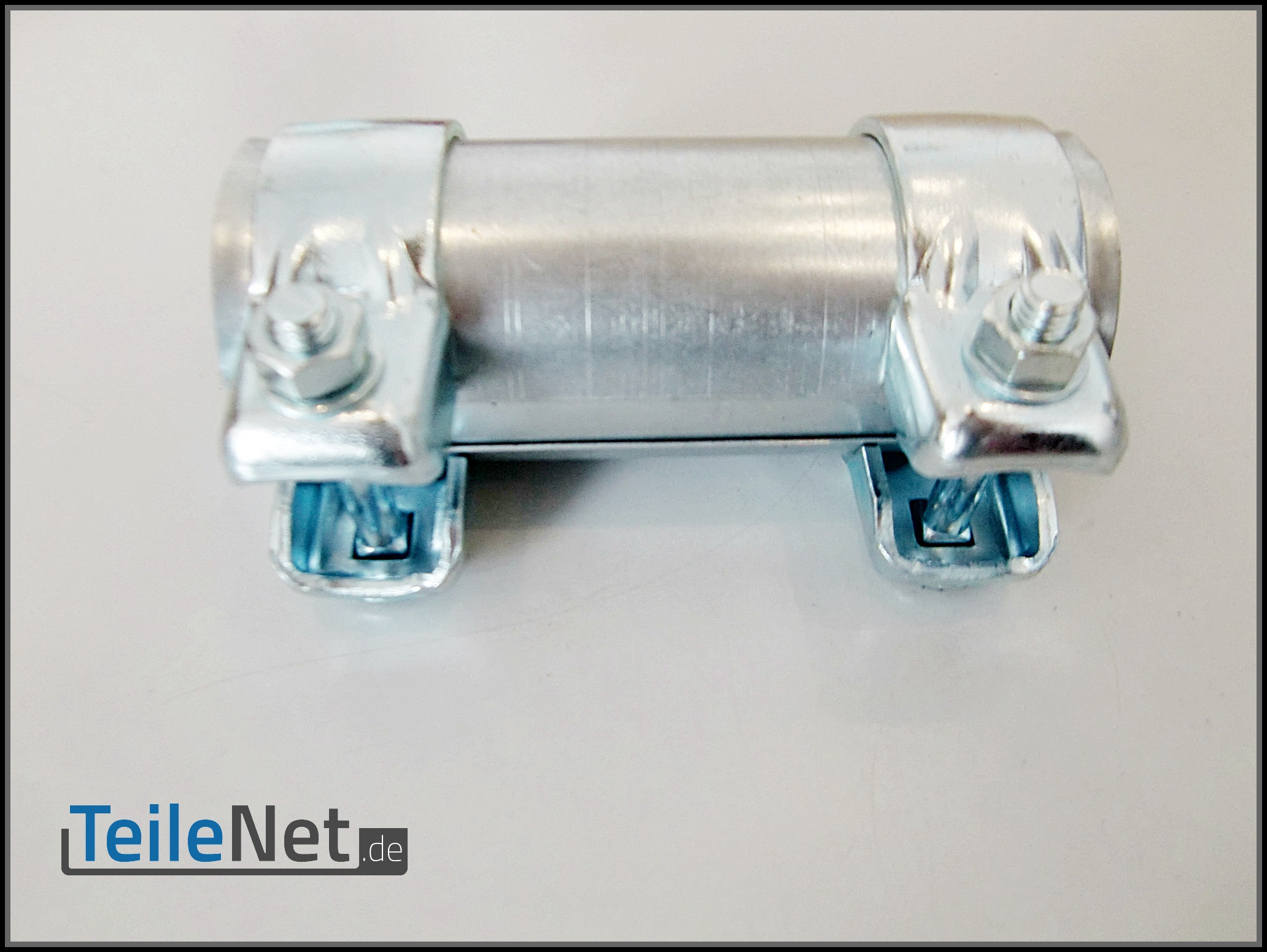 auspuff reparatur schelle universal rohrverbinder. Black Bedroom Furniture Sets. Home Design Ideas