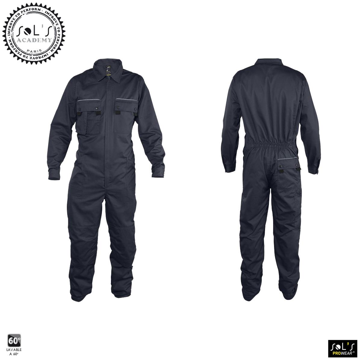 Sols Unisex Workwear Overall Pro Arbeitsoverall Arbeitskleidung Arbeitsanzug Neu