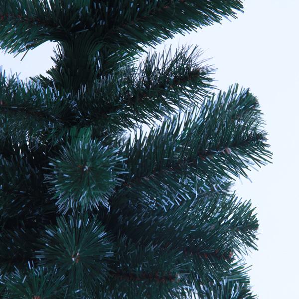 weihnachtsbaum mit wei en spitzen 190cm tannenbaum. Black Bedroom Furniture Sets. Home Design Ideas