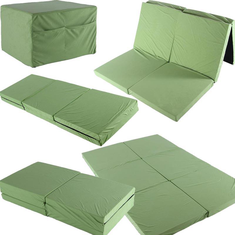 twinn double pliable matelas 192x128cm lit d 39 appoint lit de voyage faltmatratze matelas ebay. Black Bedroom Furniture Sets. Home Design Ideas