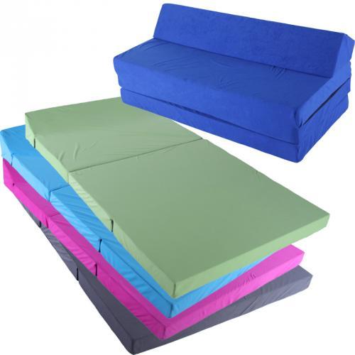 schlafsessel 200x120 klappmatratze g stebett bettsessel schlafsofa faltmatratze ebay. Black Bedroom Furniture Sets. Home Design Ideas