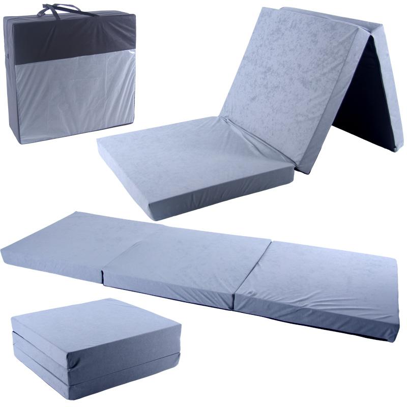 pliante matelas lit de camping lit d appoint lit d 39 appoint lit de voyage faltmatratze matelas ebay. Black Bedroom Furniture Sets. Home Design Ideas