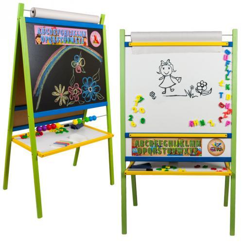 standkindertafel papierrolle kindertafel standtafel schreibtafel maltafel tafel ebay. Black Bedroom Furniture Sets. Home Design Ideas