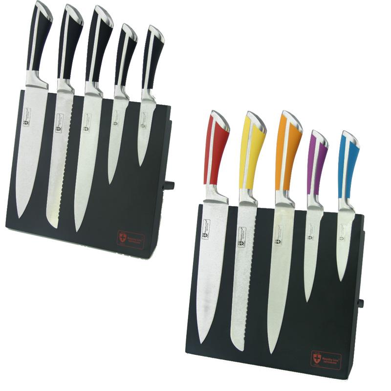 Schaukelpferd Holz Empfehlung ~ Royalty Line Messer Set 5tlg Küchenmesser Küchen Zubehör Messerset