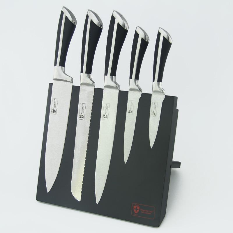 Royalty line cuchillo set 5tlg cuchillo de cocina - Set de cuchillos royalty line ...