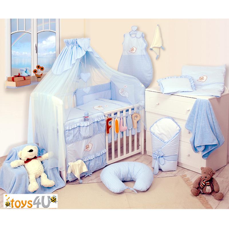 Ropa de cama para beb ni os 135 x 100cm cielo protector - Protector para pared cama ...