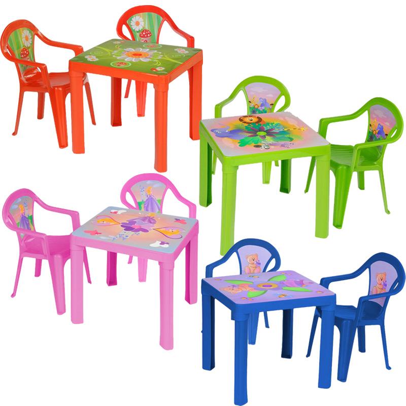 Kinder Sitzgruppe Tisch mit 2 Stühlen Kindertisch Kindermöbel Möbel Tisch Stuhl | eBay