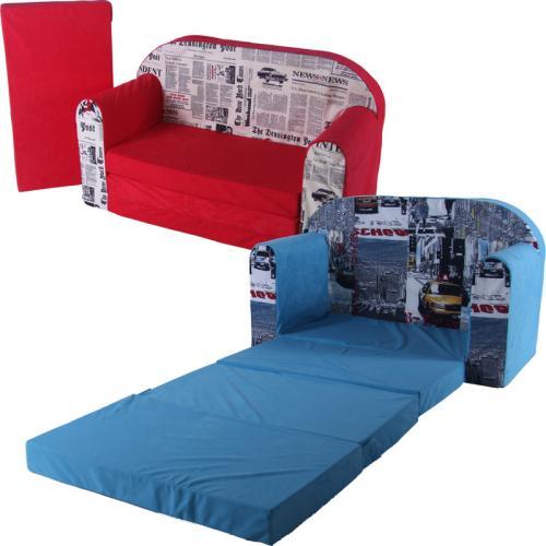 schlafsofa 100x172cm sofa kinder klappmatratze g stebett. Black Bedroom Furniture Sets. Home Design Ideas