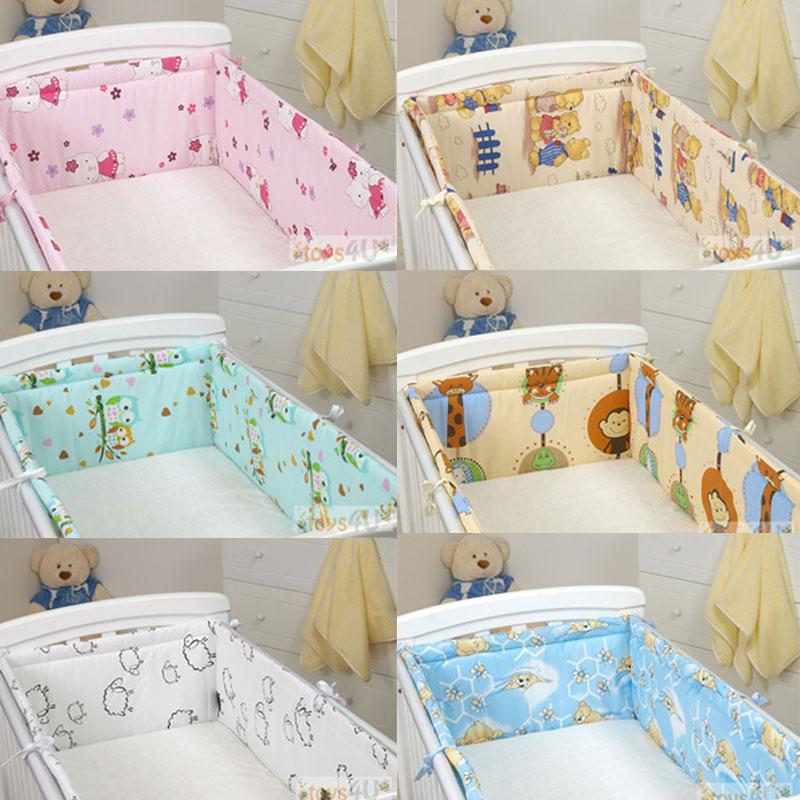 nestchen 30x420 30x350cm bettumrandung bettausstattung bettnestchen kantenschutz ebay. Black Bedroom Furniture Sets. Home Design Ideas