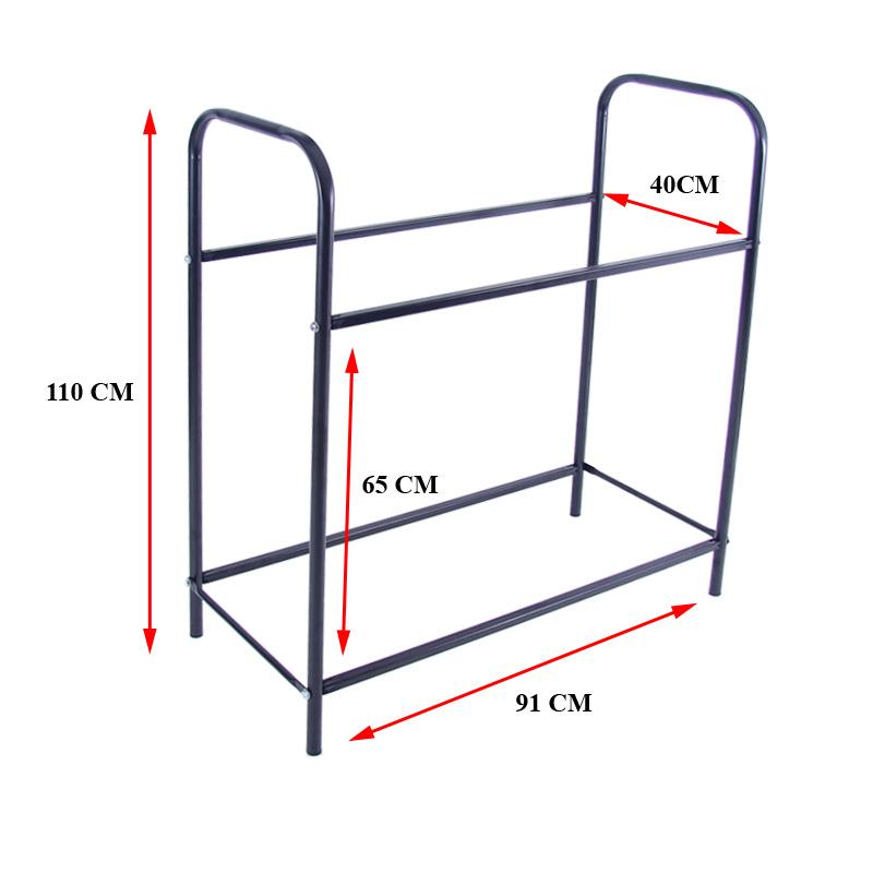 reifenhalter f r 8 reifen reifenst nder halterung st nder. Black Bedroom Furniture Sets. Home Design Ideas