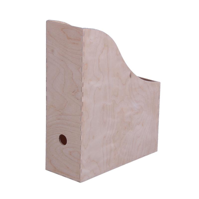 holz stehordner ordner stehsammler zeitschriftensammler. Black Bedroom Furniture Sets. Home Design Ideas