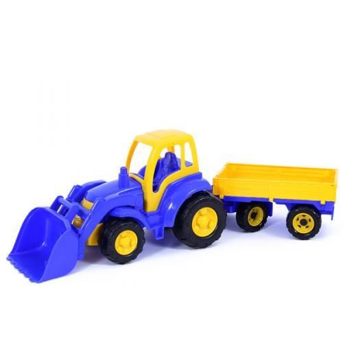 Groß bagger cm anhänger traktor sandspielzeug kinder